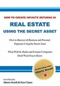 How to Create Infinite Returns in Real Estate Using the Secret Asset